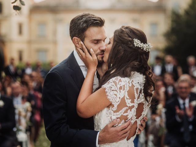 Il matrimonio di Francesco e Denise a Reggio nell'Emilia, Reggio Emilia 1