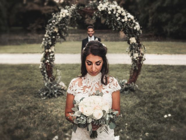 Il matrimonio di Francesco e Denise a Reggio nell'Emilia, Reggio Emilia 57