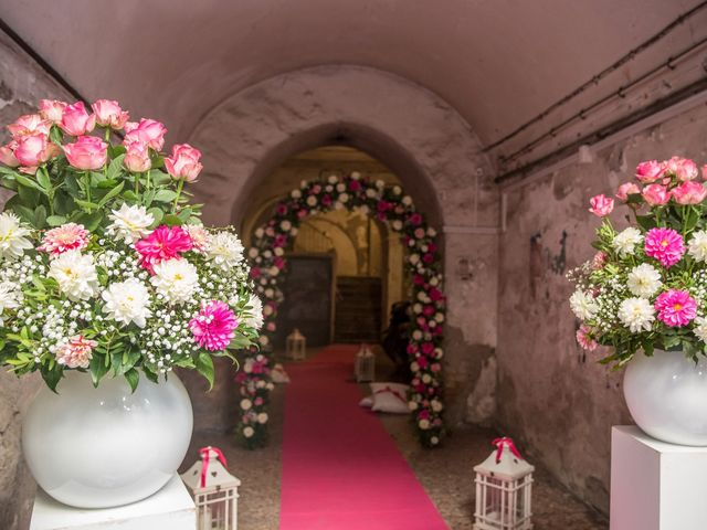 Il matrimonio di Mario e Anna a Sant'Antonio Abate, Napoli 1