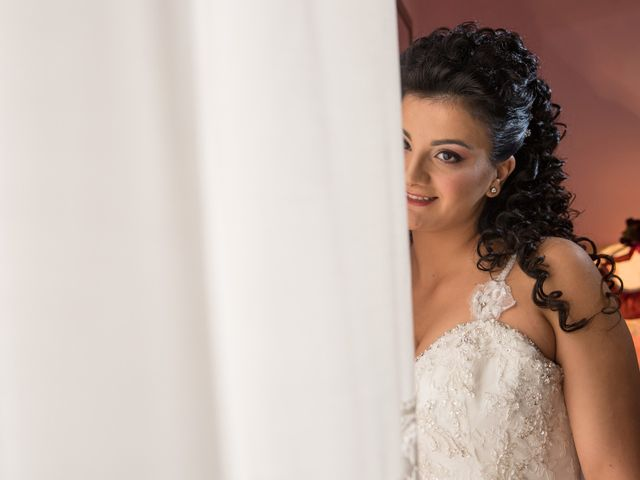 Il matrimonio di Mario e Anna a Sant'Antonio Abate, Napoli 8
