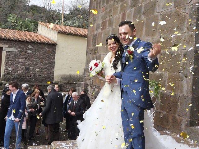 Il matrimonio di Pasquale e Maria Paola a Bonarcado, Oristano 43
