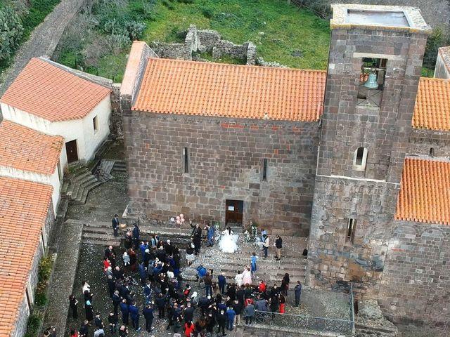 Il matrimonio di Pasquale e Maria Paola a Bonarcado, Oristano 44