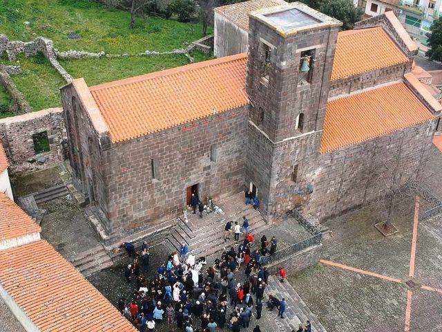 Il matrimonio di Pasquale e Maria Paola a Bonarcado, Oristano 47