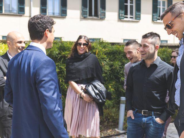Il matrimonio di Davide e Lisa a Cernobbio, Como 6