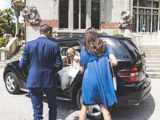 Il matrimonio di Davide e Lisa a Cernobbio, Como 8