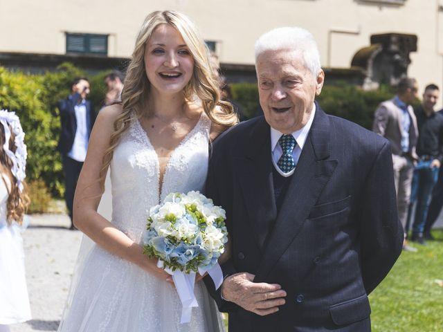 Il matrimonio di Davide e Lisa a Cernobbio, Como 10