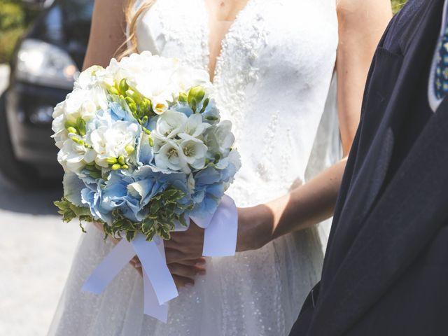Il matrimonio di Davide e Lisa a Cernobbio, Como 12