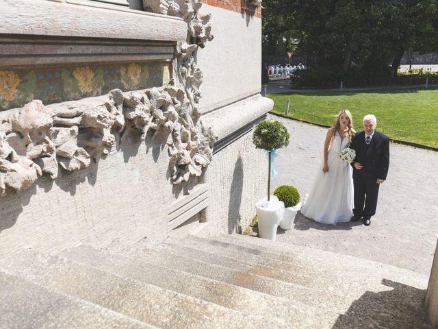 Il matrimonio di Davide e Lisa a Cernobbio, Como 13