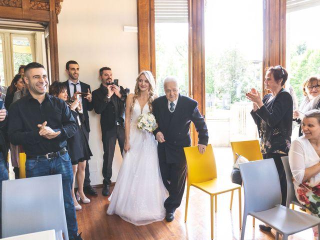 Il matrimonio di Davide e Lisa a Cernobbio, Como 14