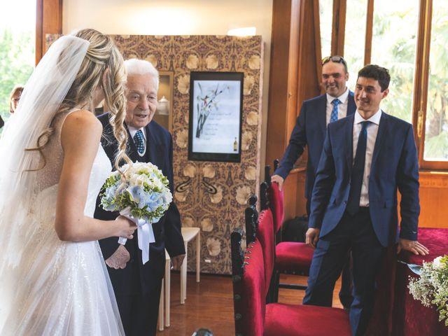 Il matrimonio di Davide e Lisa a Cernobbio, Como 15