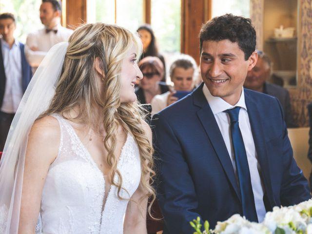 Il matrimonio di Davide e Lisa a Cernobbio, Como 16