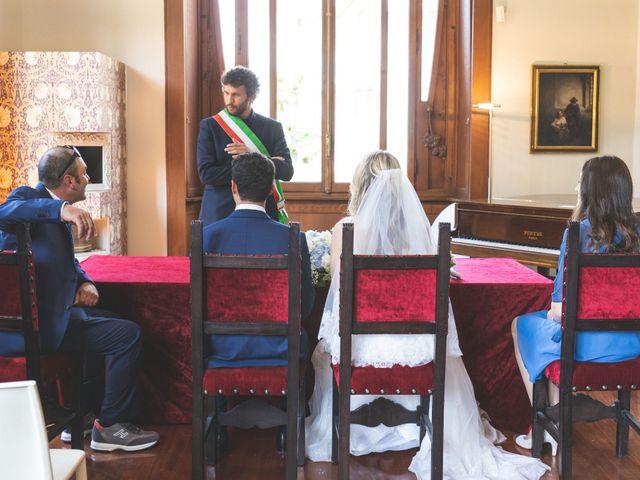 Il matrimonio di Davide e Lisa a Cernobbio, Como 17