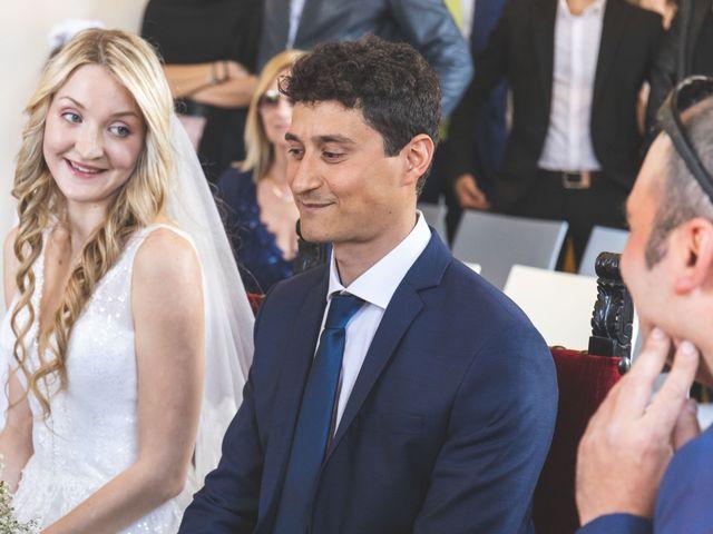 Il matrimonio di Davide e Lisa a Cernobbio, Como 18