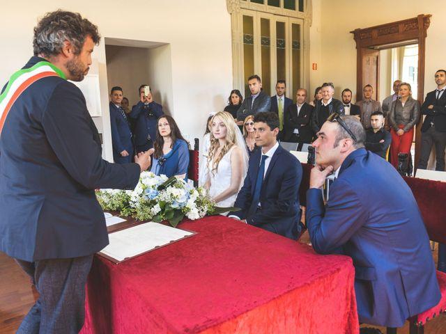 Il matrimonio di Davide e Lisa a Cernobbio, Como 19