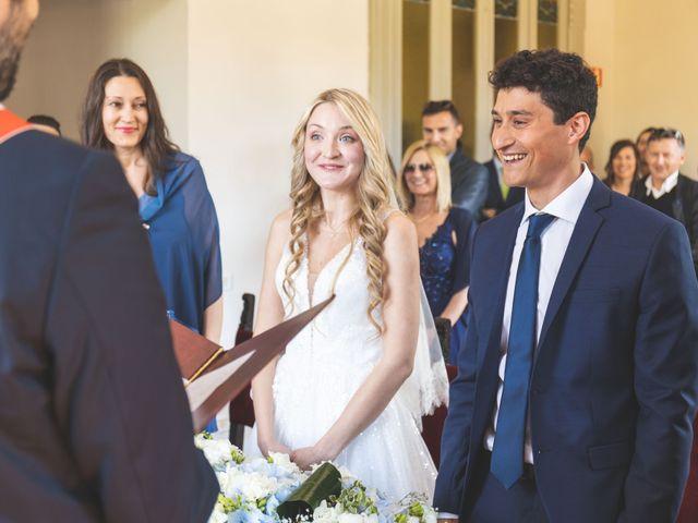 Il matrimonio di Davide e Lisa a Cernobbio, Como 22