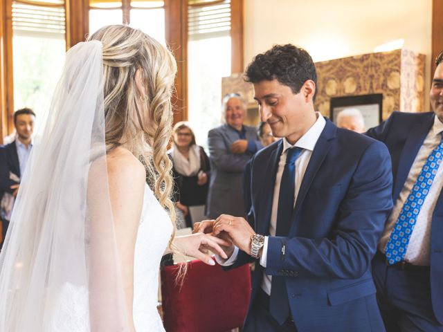 Il matrimonio di Davide e Lisa a Cernobbio, Como 27
