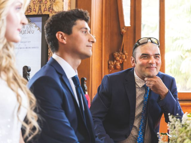 Il matrimonio di Davide e Lisa a Cernobbio, Como 30