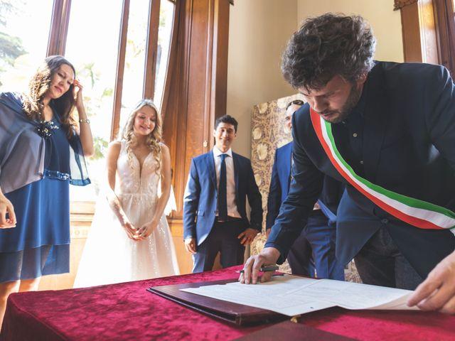Il matrimonio di Davide e Lisa a Cernobbio, Como 34