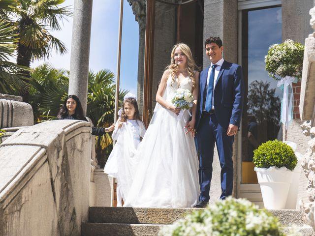 Il matrimonio di Davide e Lisa a Cernobbio, Como 38