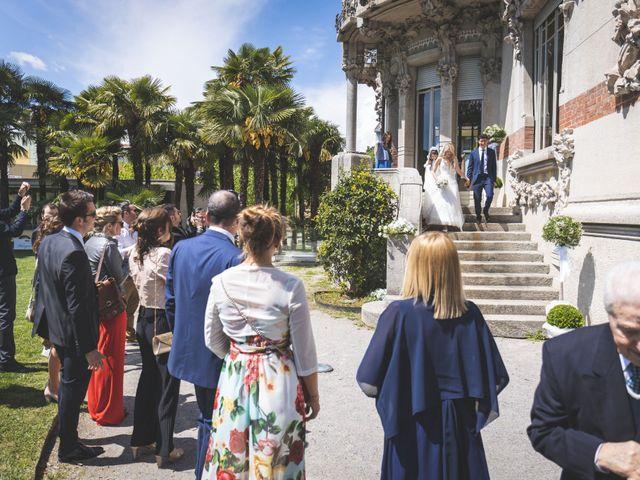 Il matrimonio di Davide e Lisa a Cernobbio, Como 39