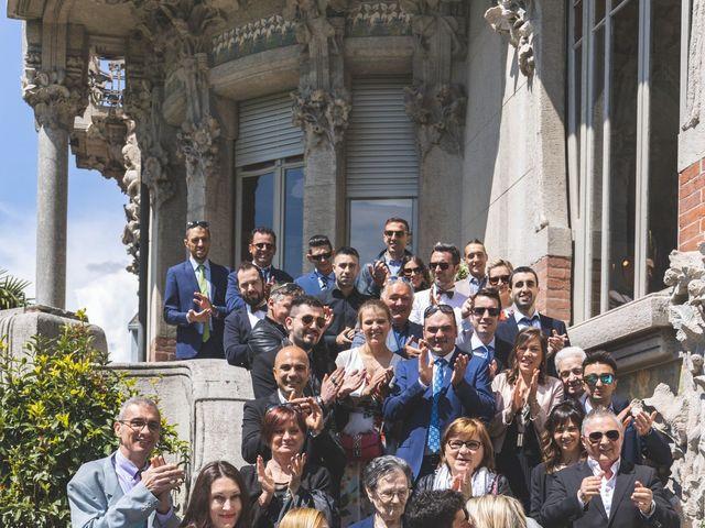 Il matrimonio di Davide e Lisa a Cernobbio, Como 40