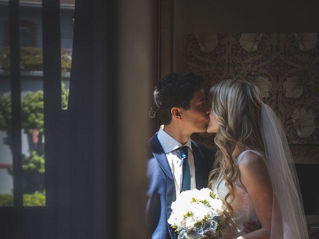 Il matrimonio di Davide e Lisa a Cernobbio, Como 41