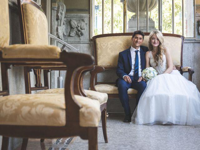 Il matrimonio di Davide e Lisa a Cernobbio, Como 47