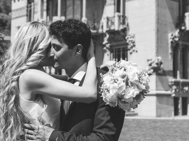 Il matrimonio di Davide e Lisa a Cernobbio, Como 58