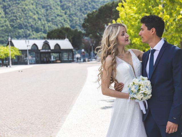Il matrimonio di Davide e Lisa a Cernobbio, Como 59