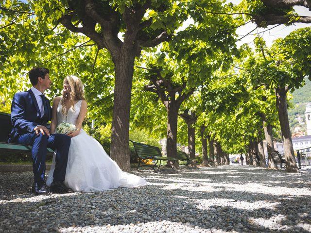 Il matrimonio di Davide e Lisa a Cernobbio, Como 60