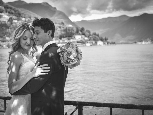 Il matrimonio di Davide e Lisa a Cernobbio, Como 62