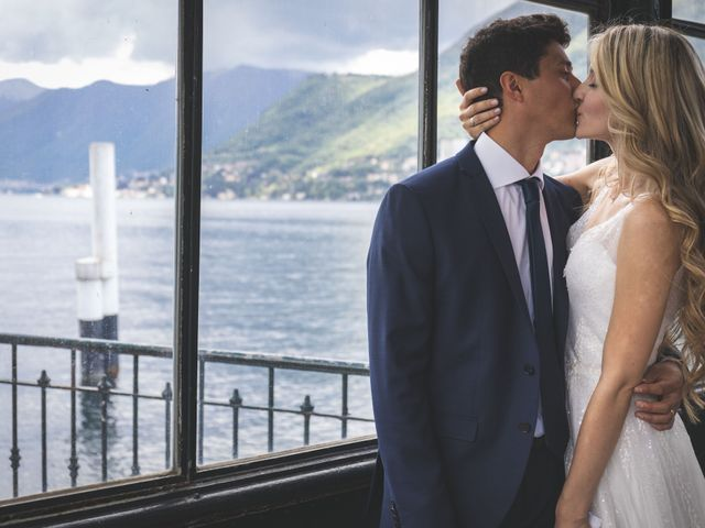 Il matrimonio di Davide e Lisa a Cernobbio, Como 64