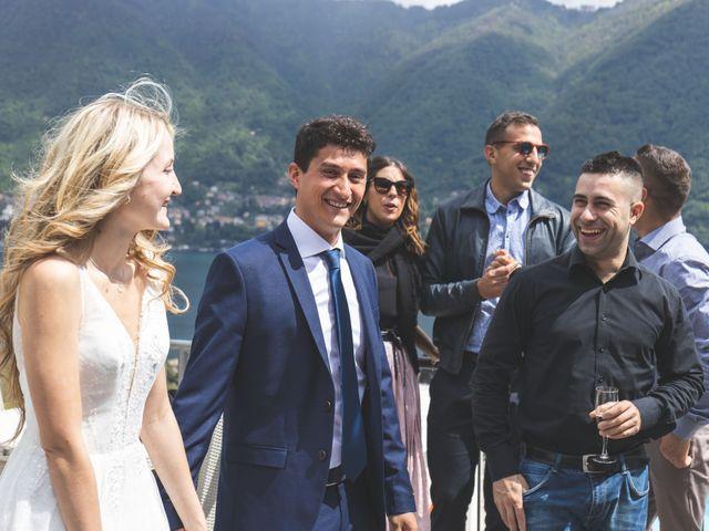 Il matrimonio di Davide e Lisa a Cernobbio, Como 67
