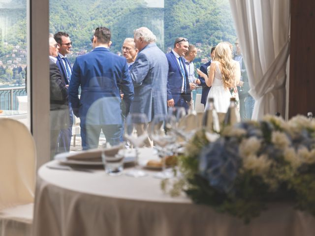 Il matrimonio di Davide e Lisa a Cernobbio, Como 71