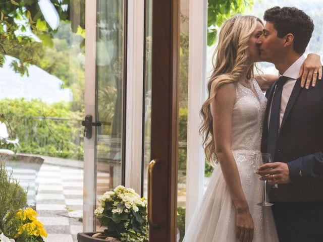 Il matrimonio di Davide e Lisa a Cernobbio, Como 73