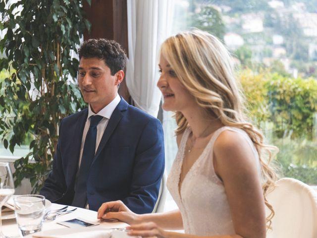 Il matrimonio di Davide e Lisa a Cernobbio, Como 76