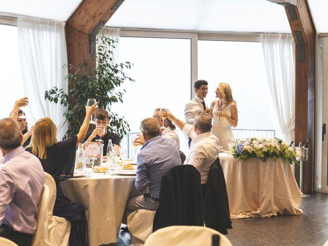 Il matrimonio di Davide e Lisa a Cernobbio, Como 83