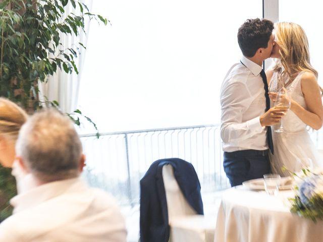 Il matrimonio di Davide e Lisa a Cernobbio, Como 84