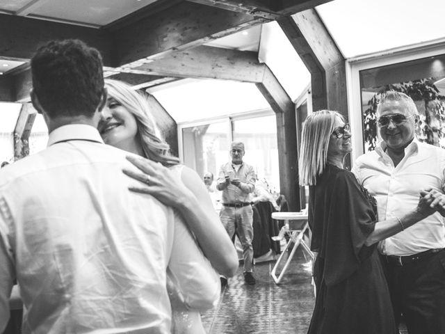 Il matrimonio di Davide e Lisa a Cernobbio, Como 93