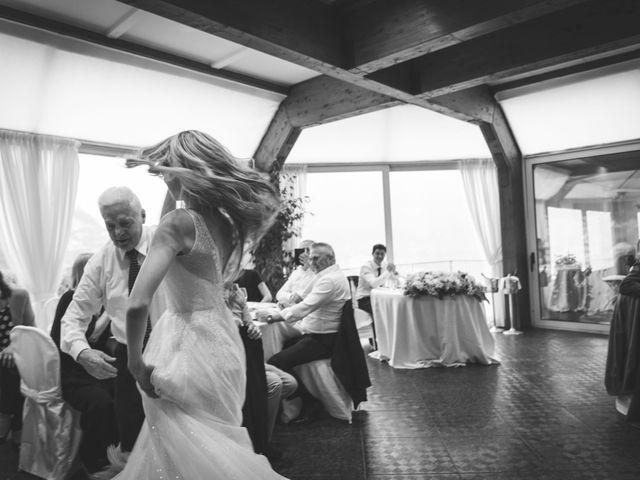 Il matrimonio di Davide e Lisa a Cernobbio, Como 101