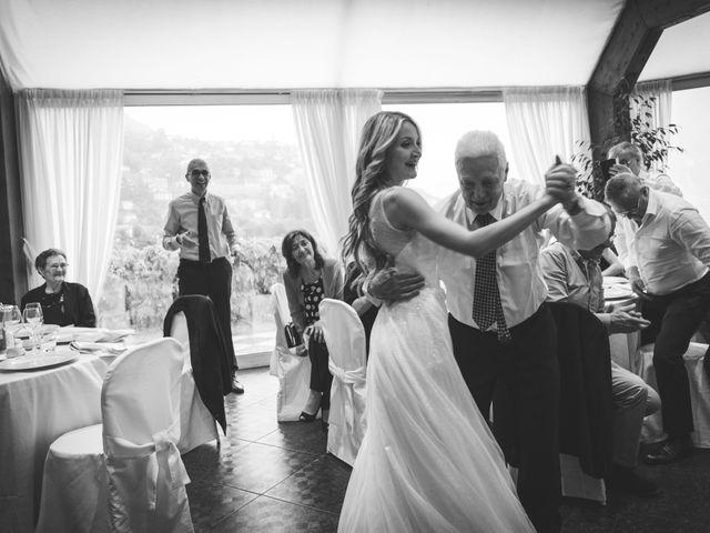 Il matrimonio di Davide e Lisa a Cernobbio, Como 102