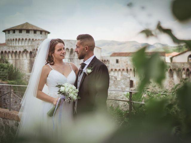 Il matrimonio di Matteo e Vanessa a Sarzana, La Spezia 7