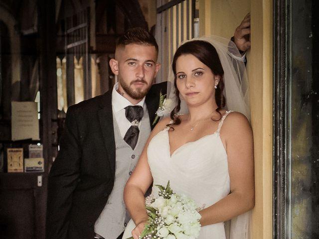 Il matrimonio di Matteo e Vanessa a Sarzana, La Spezia 9