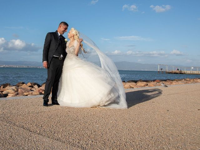 Il matrimonio di Alessandro  e Silvia  a Quartu Sant'Elena, Cagliari 35