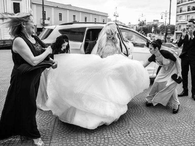 Il matrimonio di Alessandro  e Silvia  a Quartu Sant'Elena, Cagliari 40