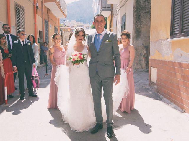 Il matrimonio di Danilo e Melissa a Palermo, Palermo 22