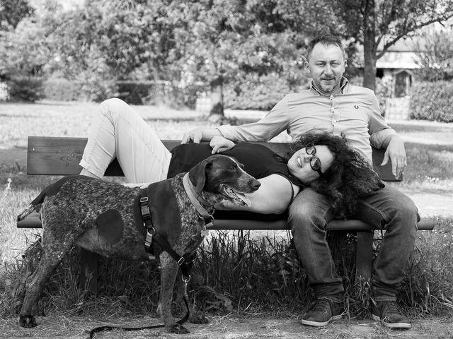 Il matrimonio di Dionino e Caterina a Reggio nell'Emilia, Reggio Emilia 3