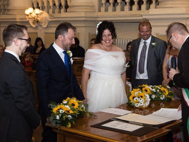 Il matrimonio di Dionino e Caterina a Reggio nell'Emilia, Reggio Emilia 15