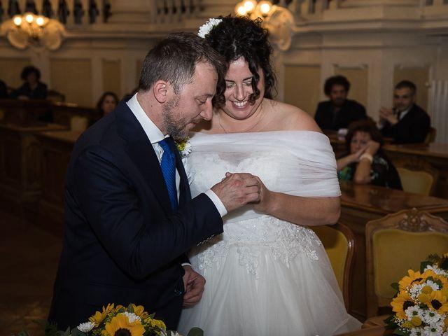 Il matrimonio di Dionino e Caterina a Reggio nell'Emilia, Reggio Emilia 16