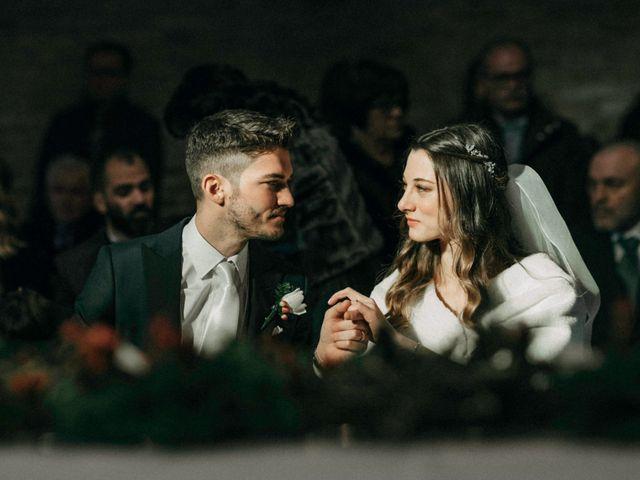 Le nozze di Alessia e Massimo